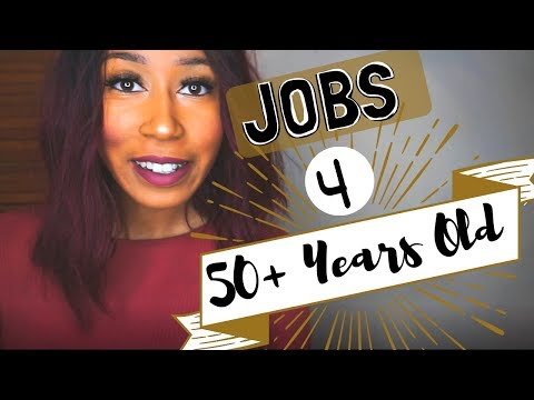 Jobs For 50+ Years And Older | Work From Home
