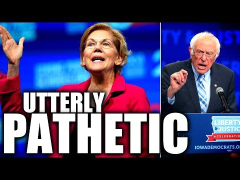 Elizabeth Warren Is Seemingly Trying To Destroy Bernie Sanders' Campaign
