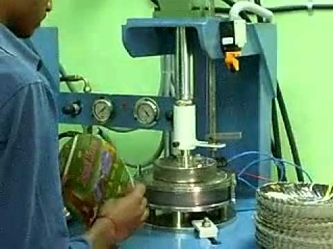 Manufacturing And Supplying Of Paper Plate Making Machines & Manufacturing And Supplying Of Paper Plate Making Machines - YouTube