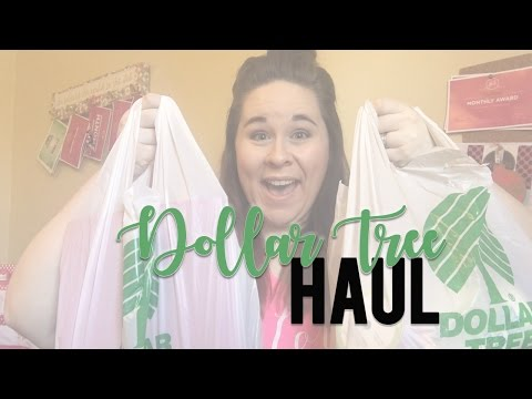 Dollar Tree Haul | Perfectly Posh Business Tools
