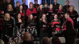 Kontsert Päris jõulud Hageri kirikus, 2016