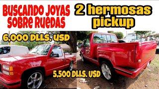 CAMIONETAS EN VENTA 400ss CHEYENNE y otras pickup chevrolet trucks silverado zona autos usados