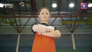 #KL2017 Mercu Emas - Diana Bong Siong Lin dan Ho Ro Bin [Wushu]