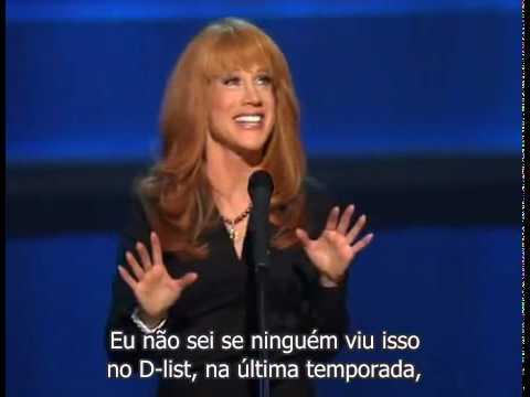 Kathy Griffin talks about Cher [Legendado]