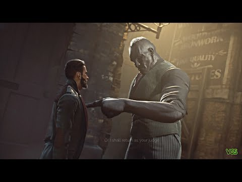 Vampyr - Meeting Fergal, the Executioner of Ascalon