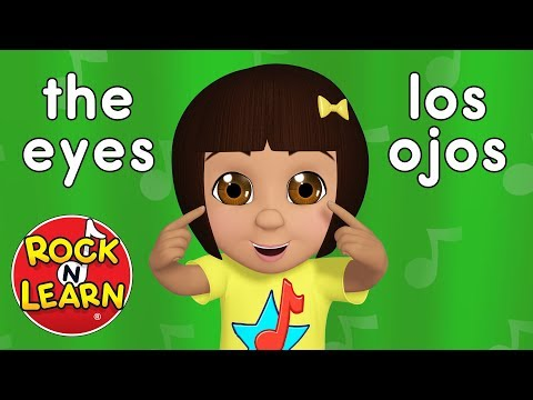 Learn Spanish For Kids – Body Parts, Family & Feelings