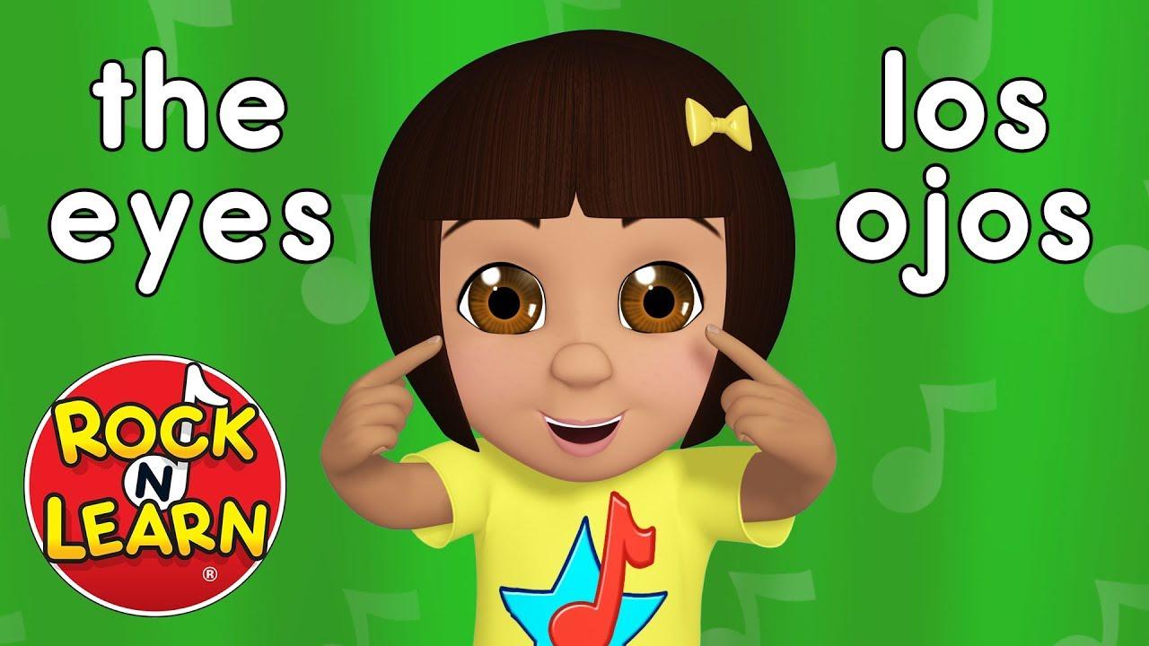 Learn Spanish for Kids – Body Parts, Family & Feelings - Rock 'N Learn