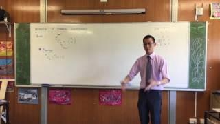 Properties of Binomial Coefficients (1 of 2: Symmetry & Row Totals)