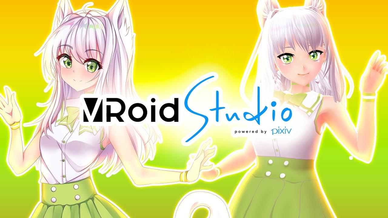 Download Make a custom Vtubing model with VRoid Studio for FREE!