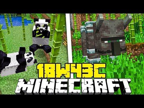 Minecraft 1.14 LA NUOVA VERSIONE DI MINECRAFT (CAMBIA TUTTO) thumbnail