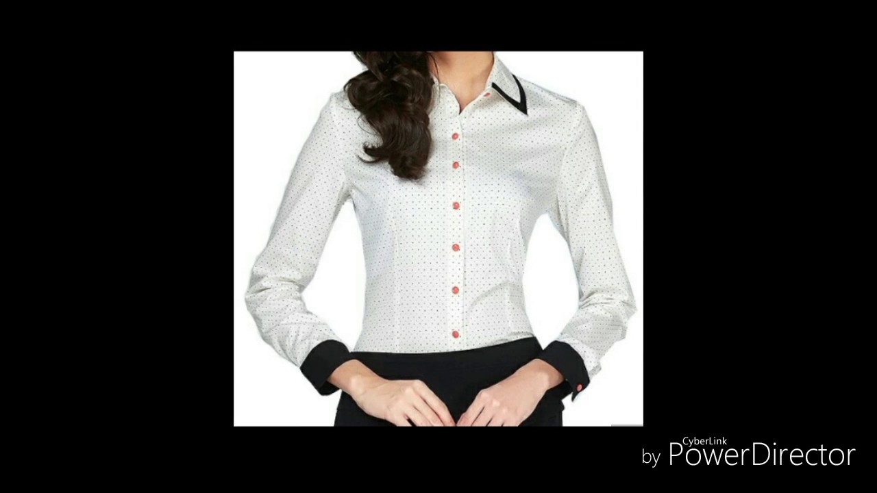 Girls shirt ideas to wear with new designs - YouTube