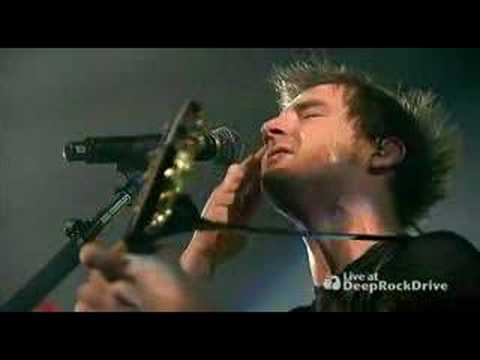 Secondhand Serenade - Vulnerable - Live at DeepRockDrive