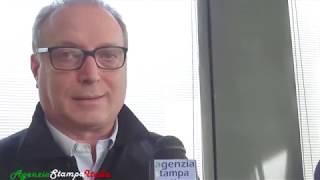 Intervista a Luigi Repace, presidente del Comitato Regionale Umbria del Federcalcio