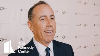 Jerry Seinfeld | 2018 Mark Twain Prize Red Carpet