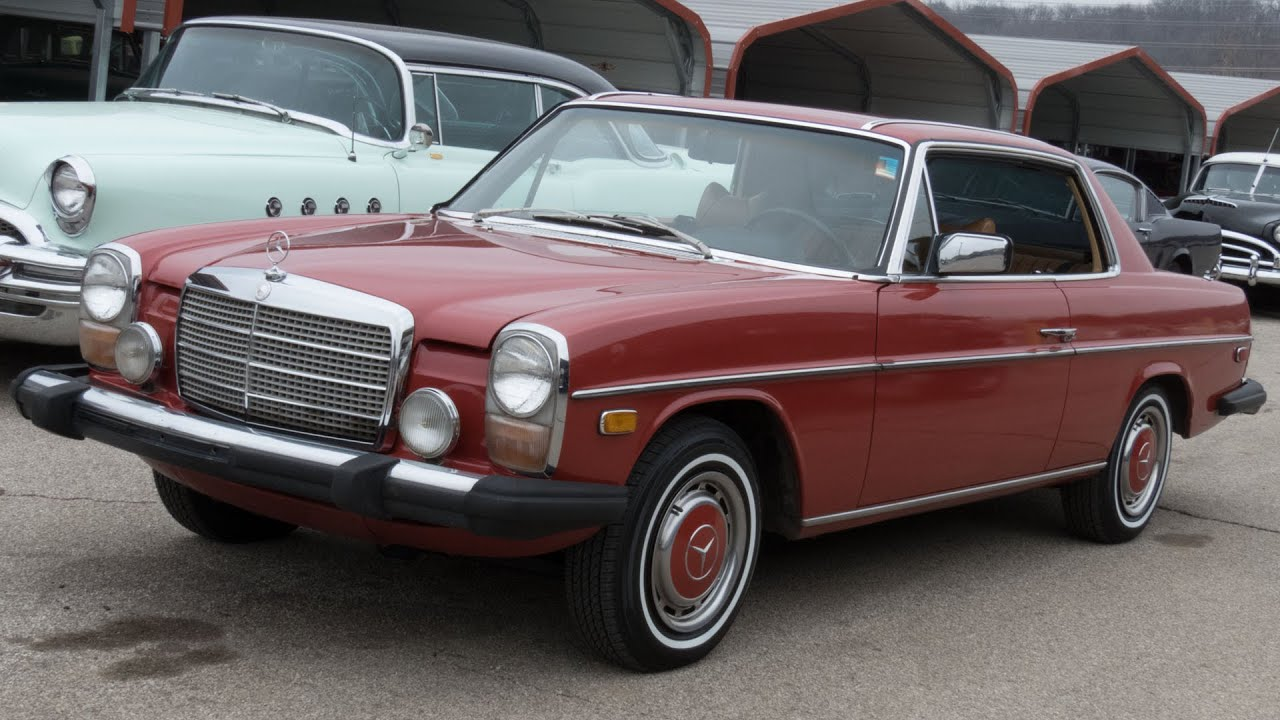 1976 Mercedes-Benz 280C/280CE | Full Tour, Start Up, and ...