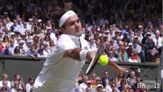 Roger Federer - The Magician (HD)