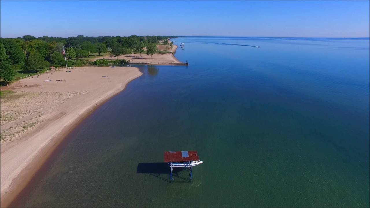Along Lake Huron Port Michigan 7