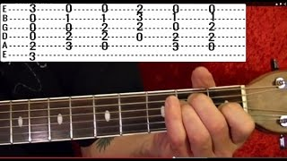 a day in the life by the beatles guitar lesson paul mccartney john lennon