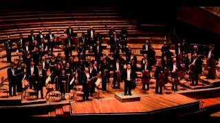 "Cantango Berlin with the Berliner Symphoniker plays ""Oblivion"" by Astor Piazzolla"