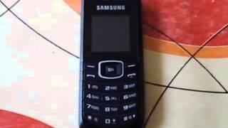 Old Samsung GTE 1080W Ringtone - Get Happy