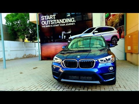 All-New BMW X1 2017| Complete Review| Startup| Pakistan