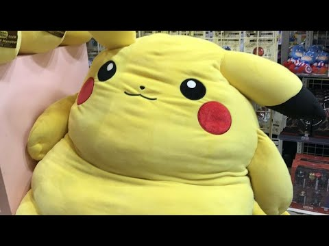 Download The Adventures of fat pikachu