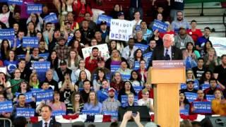 Bernie Sanders Presidential Campaign Rally - Yakima, WA 3/24/16