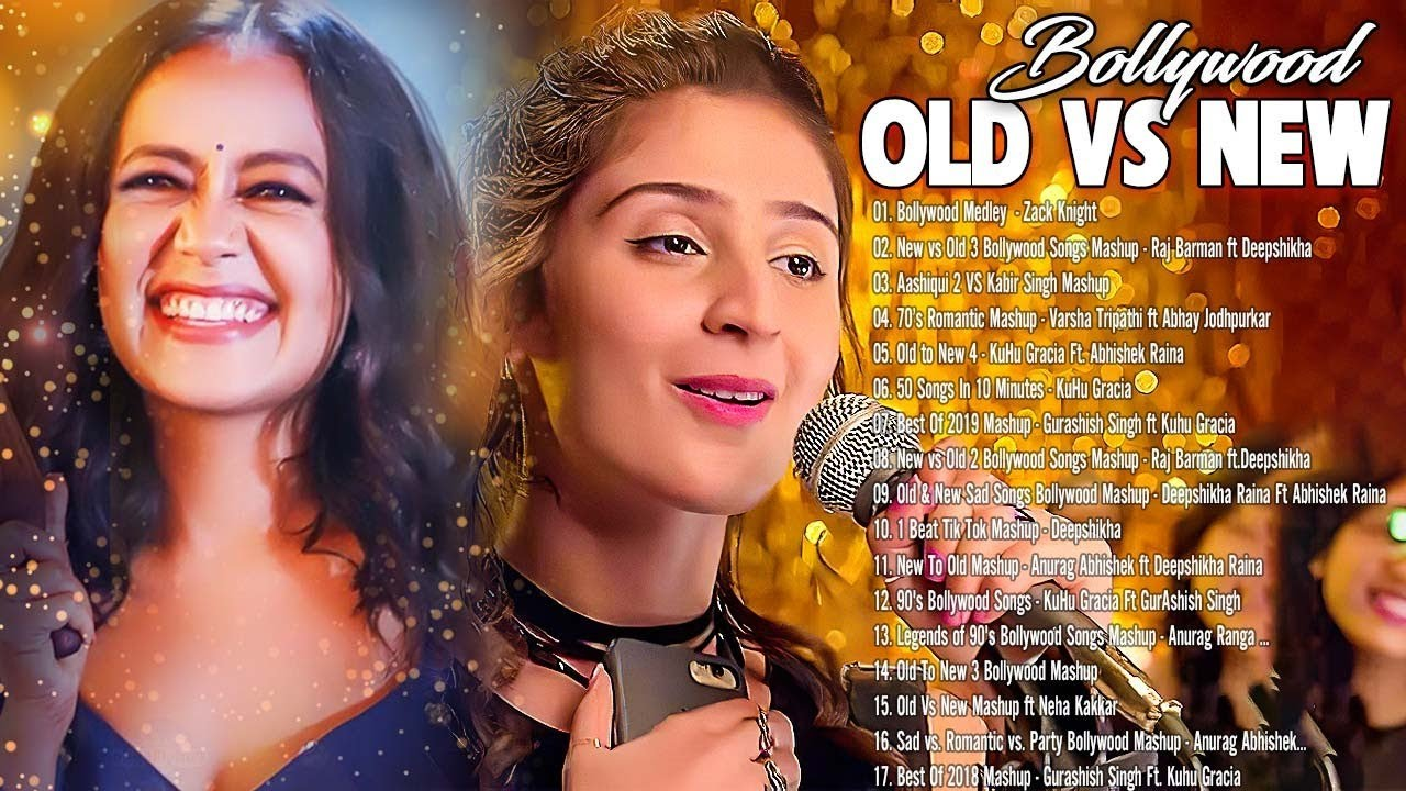 Download Old vs New Bollywood Mashup Songs 2020 - Romantic Hindi Love MASHUP_90s Hindi Remix Mashup