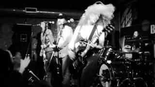 Nashville Pussy - Go motherfucker go - Bar Bafo de Baco Loulé Portugal 9/02/11