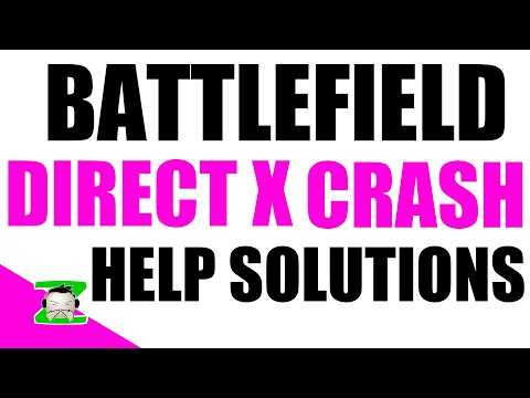 Battlefield 4 (BF4) DirectX Error Fix - Crashing + Graphics Overlock Help Troubleshooting Guide
