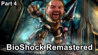 Zeke Plays: BioShock (remastered)(part 4)