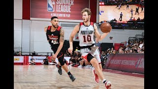 Full Highlights: Chicago Bulls vs Portland Trail Blazers, MGM Resorts NBA Summer League | July 12