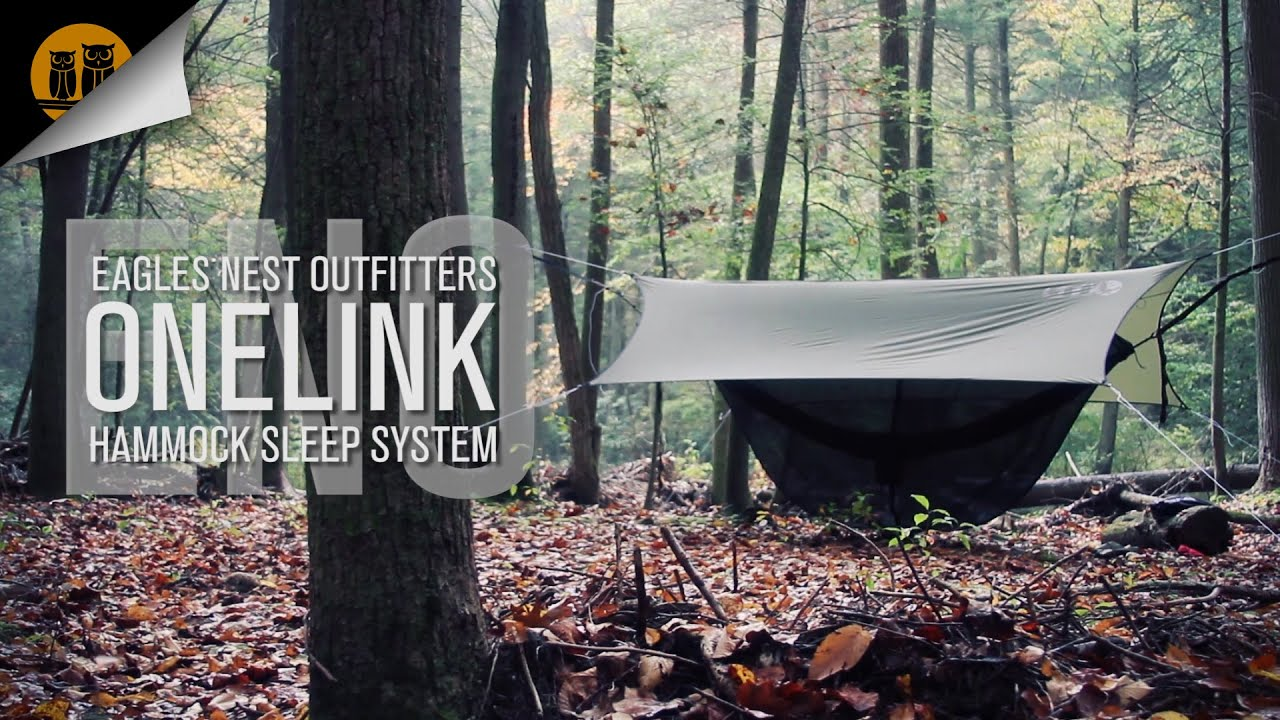 Eno Onelink Hammock System Field Review