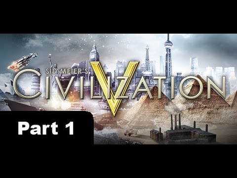Civilization V multiplayer: as Persia - part 1 |
