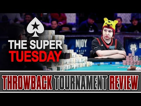 [Part 3] $1050 Super Tuesday - Throwback Tournament Review