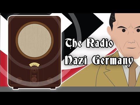 nazi-germany-propaganda:-the-radio-(1923-45)