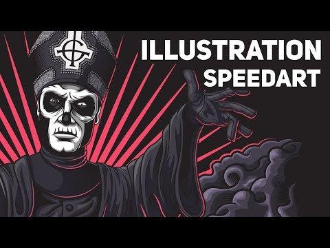 Ghost BC - Illustration (SpeedArt)