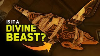 Breath of the Wild: Does the Hateno Ancient Lab Hold a DIVINE BEAST?