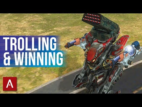 Trolling and Winning - Funny Builds Friday Ep.20 | War Robots Funny Moments 2018