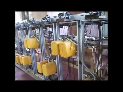 Generador de electricidad por gravedad (free electricity )