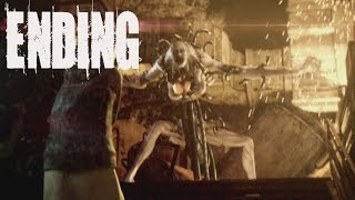Resident Evil Revelations 2 Episode 4 All Endings Good and Bad Ending Final Boss Fight