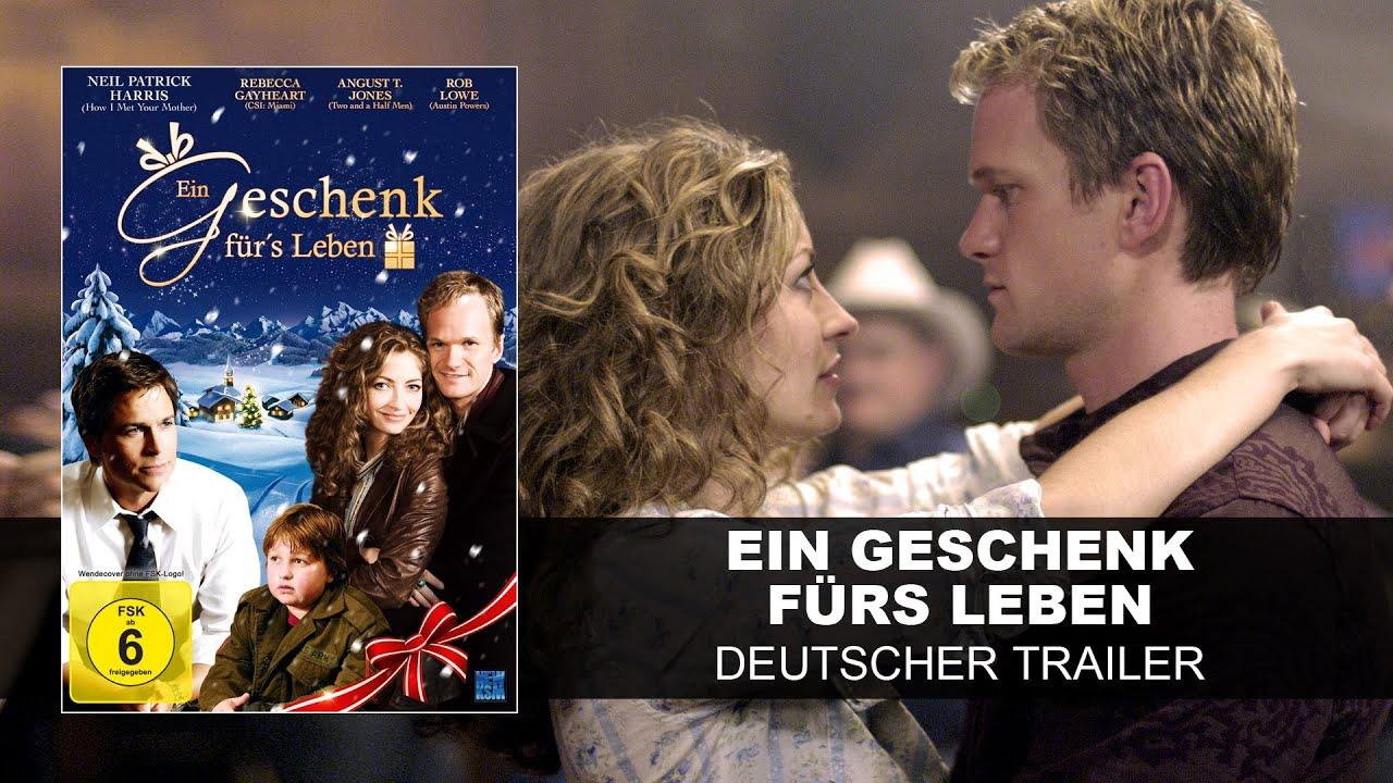 Ein Geschenk fürs Leben (Deutscher Trailer) || KSM (Angus T. Jones, Neil Patrick Harris)