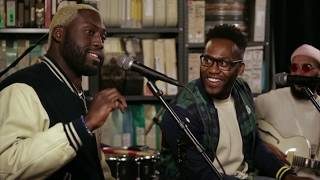 Oxymorrons at Paste Studio NYC live from The Manhattan Center thumbnail