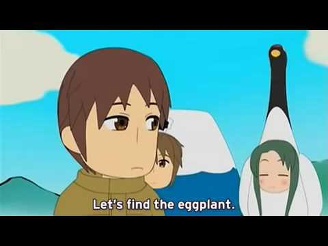 The Melancholy of Haruhi- chan Suzumiya #1