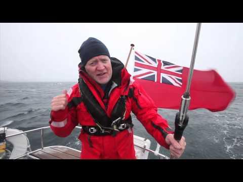 Matthew Sheahan cruises Ireland's West coast aboard Raiatea