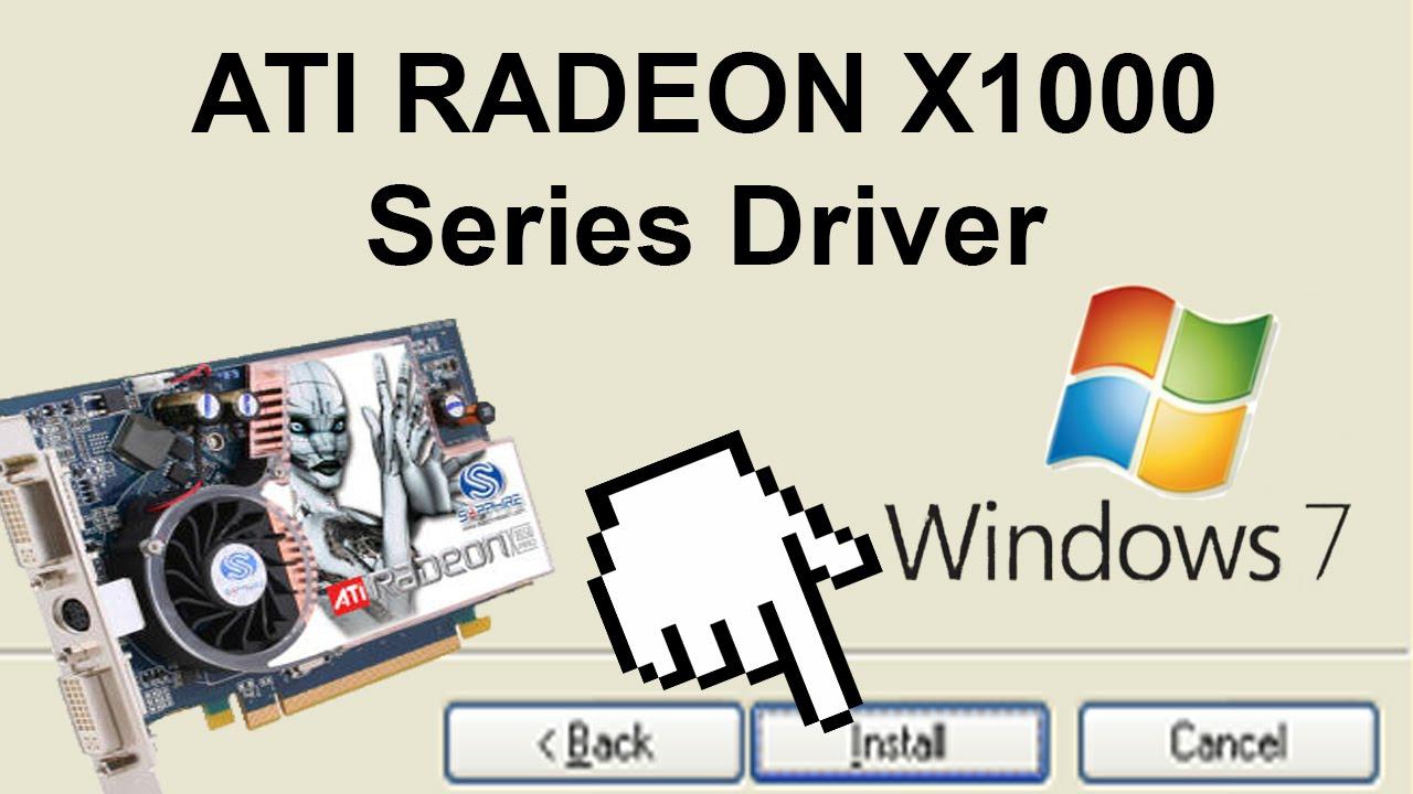Ati x1550 driver windows 8.