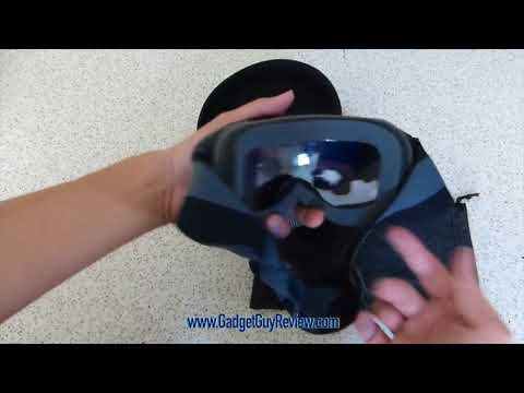 a8859c2ae2b Ski Goggles by OutdoorMaster - YouTube
