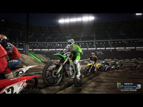 First Race | Monster Supercross 3 Ep.1 |