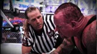 "WWE | A Recap of the ""End of an Era"" Match From WrestleMania 28"