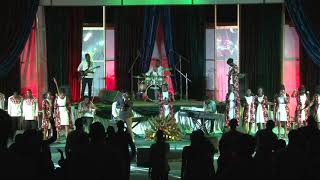 Amiiina Hallelujah. Praise song by Apostle Jonathan babara featuring realms of worship